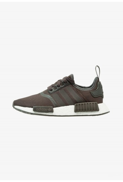 Adidas NMD_R1 - Baskets basses trace grey metallic/footwear white pas cher
