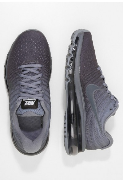 Nike AIR MAX 2017 BG - Chaussures de running neutres cool grey/anthracite/dark grey liquidation