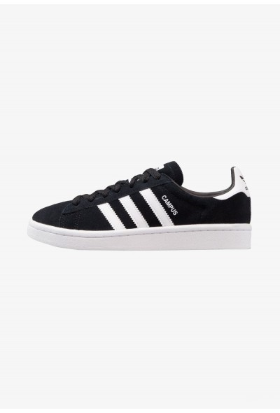 Adidas CAMPUS - Baskets basses core black/white pas cher