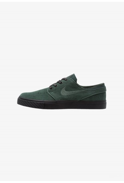 Nike ZOOM STEFAN JANOSKI - Baskets basses midnight green/black liquidation