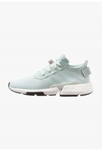 Adidas Baskets basses vapour green/ grey one pas cher