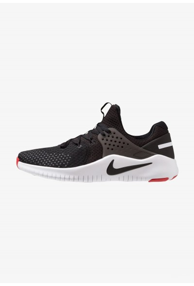 Black Friday 2020 | Nike FREE TRAINER V8 - Chaussures d'entraînement et de fitness black/white/red blaze liquidation