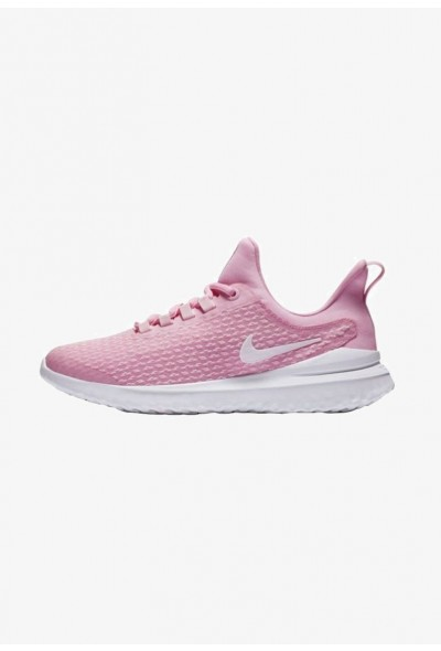Nike RENEW RIVAL - Chaussures de running neutres rose/pink/white liquidation