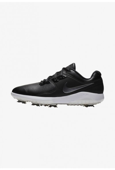 Nike VAPOR PRO - Chaussures de golf black/white/volt/metallic cool grey liquidation