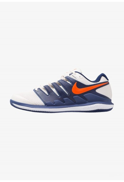 Nike AIR ZOOM VAPOR X HC - Baskets tout terrain phantom/orange blaze/blue void/white liquidation