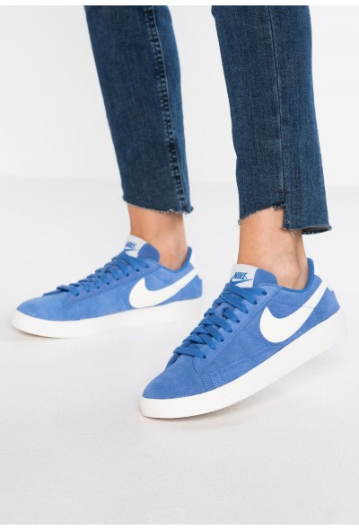 Nike BLAZER - Baskets basses mountain blue/sail liquidation