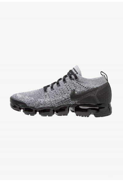 Nike AIR VAPORMAX FLYKNIT - Chaussures de running neutres white/black liquidation