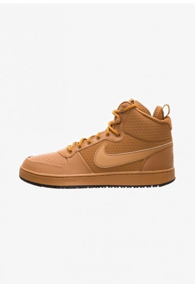 Nike Baskets montantes light brown liquidation