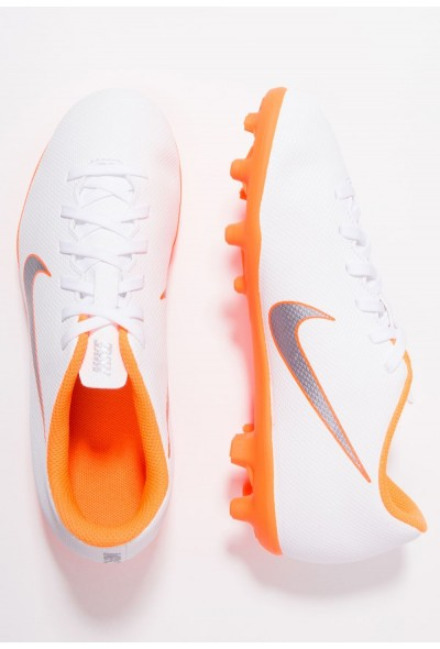 Black Friday 2020 | Nike MERCURIAL VAPOR 12 CLUB MG - Chaussures de foot à crampons white liquidation