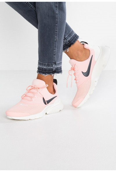 Nike PRESTO FLY - Baskets basses storm pink/anthracite/summit white liquidation