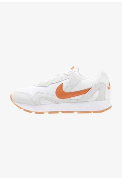 Nike DELFINE - Baskets basses white/cinder orange/light brown liquidation