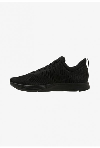 Nike ZOOM STRIKE - Chaussures de running neutres black liquidation