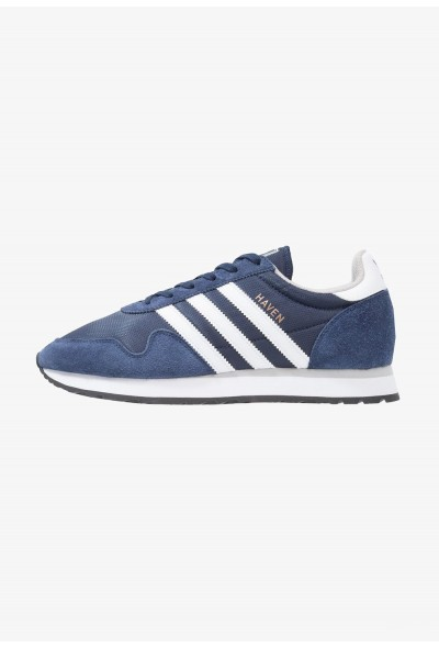 Adidas HAVEN - Baskets basses collegiate navy/white/clear granite pas cher