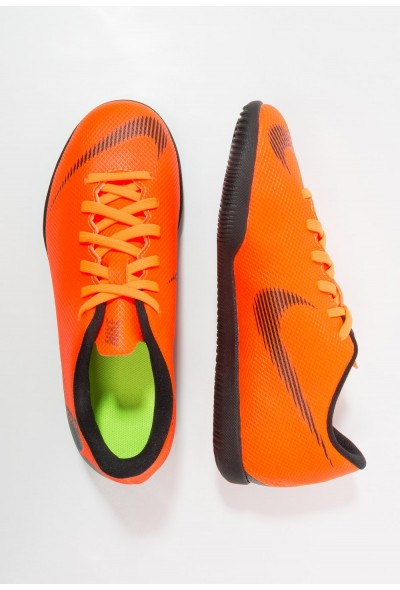 Black Friday 2020 | Nike MERCURIAL VAPORX 12 CLUB IC - Chaussures de foot en salle total orange/white/volt/black liquidation