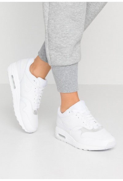 Nike AIR MAX 1 - Baskets basses white liquidation