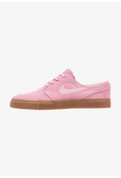 Black Friday 2020 | Nike ZOOM STEFAN JANOSKI - Baskets basses pink/sequoia/dark brown/medium brown/light brown liquidation