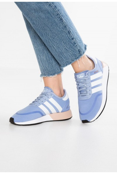 Adidas N-5923 - Baskets basses chalk blue/footwear white pas cher