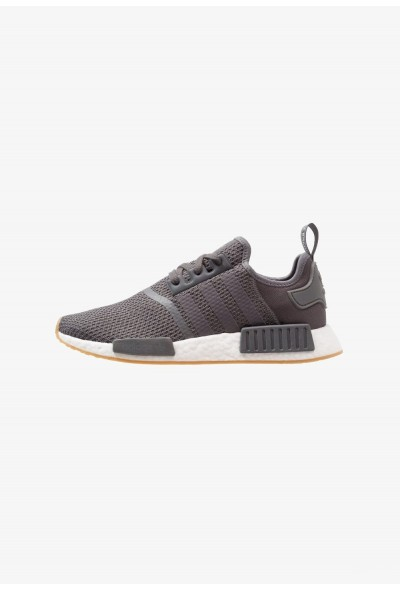 Adidas NMD_R1 - Baskets basses grey five/core black pas cher