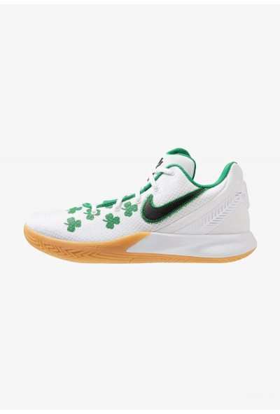 Black Friday 2020 | Nike KYRIE FLYTRAP II - Chaussures de basket white/black/aloe verde/light brown liquidation