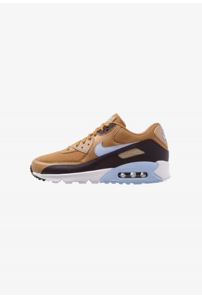 Nike AIR MAX 90 ESSENTIAL - Baskets basses muted bronze/royal tint/burgundy ash/desert liquidation