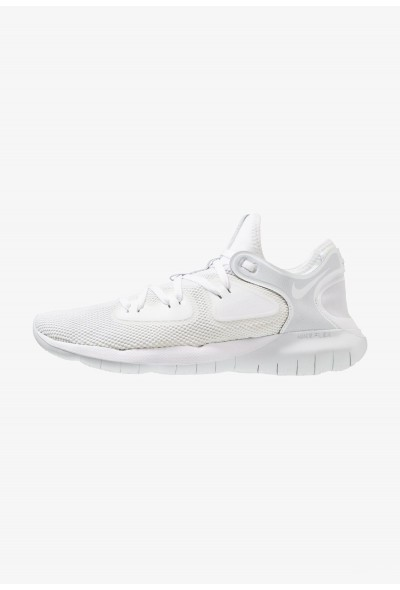 Black Friday 2020 | Nike FLEX 2019 RN - Chaussures de course neutres white/pure platinum liquidation