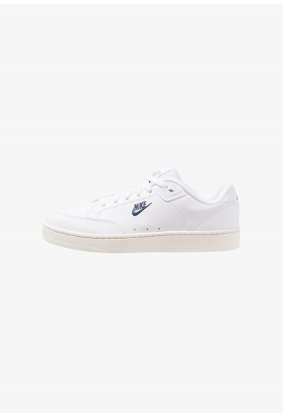 Nike GRANDSTAND II - Baskets basses white/navy sail/arctic punch liquidation