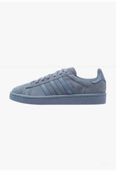 Adidas CAMPUS - Baskets basses raw steel/footwear white pas cher