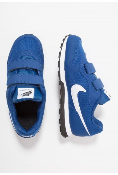 Black Friday 2020 | Nike MD RUNNER 2 - Baskets basses gym blue/white/black liquidation