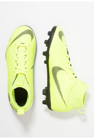 Black Friday 2020 | Nike CLUB MG - Chaussures de foot à crampons volt/black liquidation