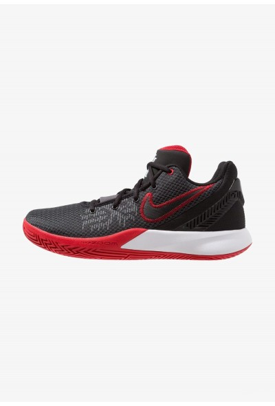 Nike KYRIE FLYTRAP II - Chaussures de basket black/white/university red/anthracite liquidation