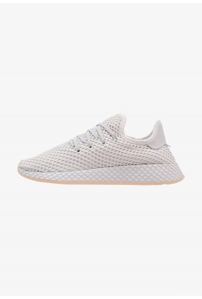 Adidas DEERUPT RUNNER - Baskets basses grey three/light solid grey pas cher