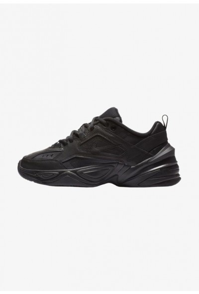 Nike M2K TEKNO - Baskets basses black/black/black liquidation