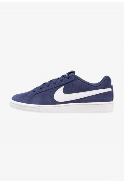 Black Friday 2020 | Nike COURT ROYALE SUEDE - Baskets basses midnight navy/white liquidation