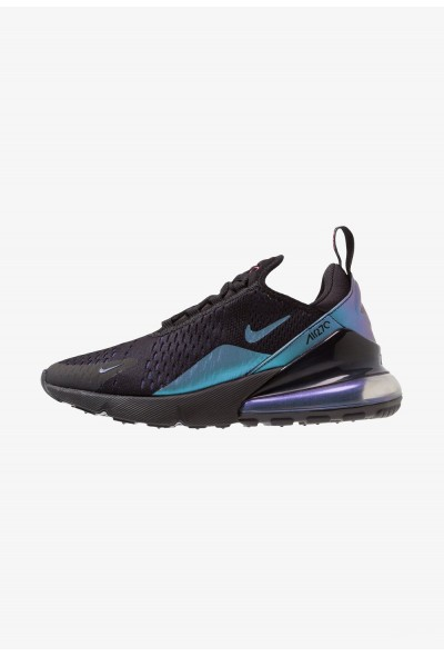Black Friday 2020 | Nike AIR MAX 270 - Baskets basses black/laser fuchsia/regency purple/anthracite liquidation
