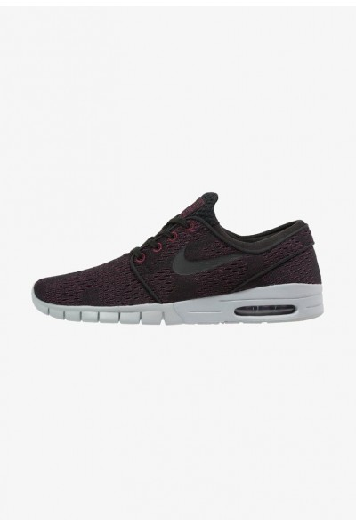 Nike STEFAN JANOSKI MAX - Baskets basses villain red/black/wolf grey liquidation