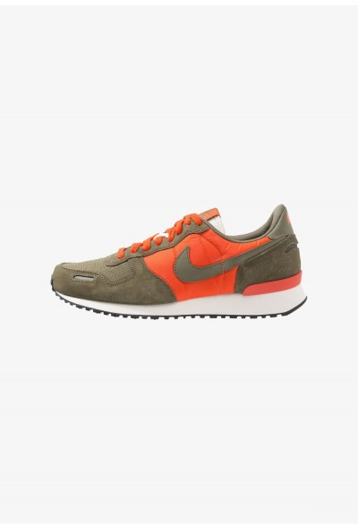 Black Friday 2020 | Nike AIR VORTEX - Baskets basses team orange/medium olive/sail/black liquidation