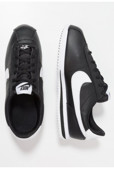 Nike CORTEZ BASIC  - Baskets basses black/white liquidation