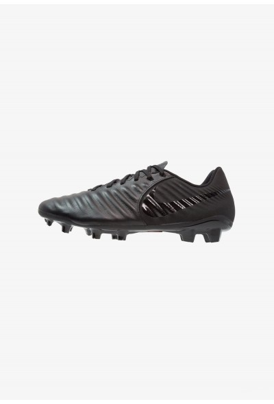 Black Friday 2020 | Nike LEGEND 7 ACADEMY MG - Chaussures de foot à crampons black/light crimson liquidation