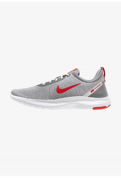 Nike FLEX EXPERIENCE RN 8 - Chaussures de course neutres gunsmoke/university red/vast grey liquidation