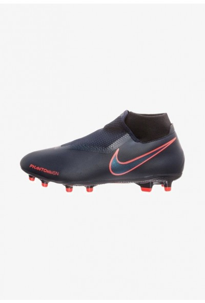 Black Friday 2020 | Nike PHANTOM OBRA 3 ACADEMY DF MG - Chaussures de foot à crampons dark blue liquidation