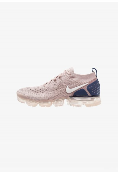 Nike AIR VAPORMAX FLYKNIT - Chaussures de running neutres diffused taupe/phantom/blue void/sepia stone liquidation