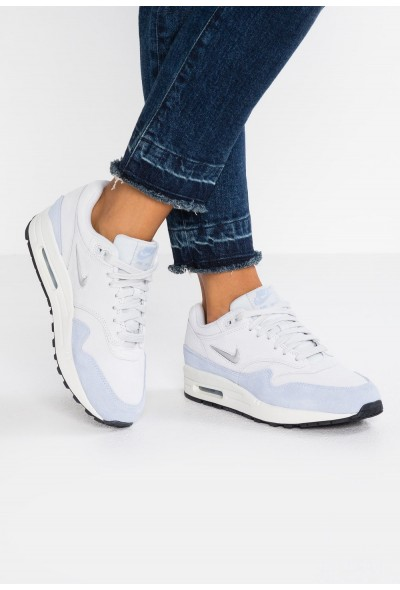 Nike AIR MAX 1 - Baskets basses pure platinum liquidation