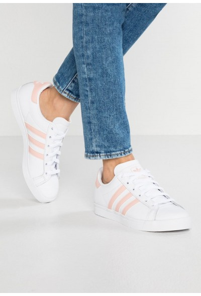 Adidas COAST STAR - Baskets basses footwear white/vapor pink pas cher