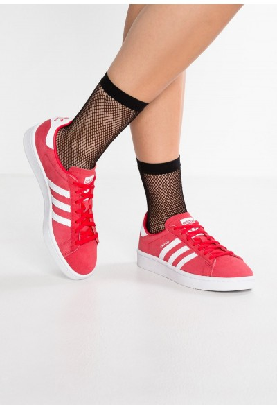 Adidas CAMPUS - Baskets basses ray red/footwear white pas cher