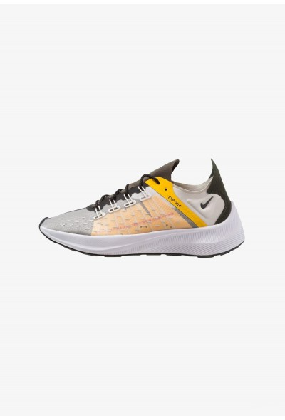Nike EXP-X14 - Baskets basses light bone/bright mango/sequoia/amarillo/medium olive/summit white liquidation