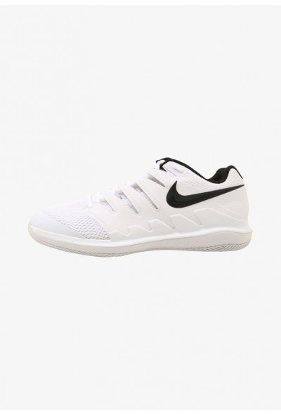 Nike AIR ZOOM VAPOR X HC - Baskets tout terrain white/black vast/grey summit white liquidation
