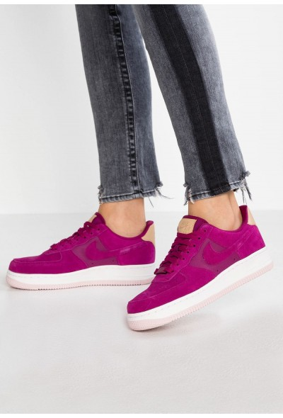 Nike AIR FORCE 1 '07 PRM - Baskets basses true berry/summit white/tan/barely rose liquidation