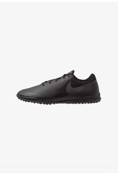 Nike PHANTOM  VSN ACADEMY TF - Chaussures de foot multicrampons black/anthracite liquidation
