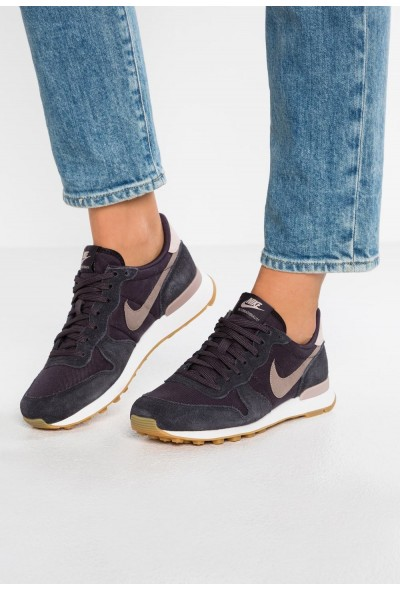 Black Friday 2020 | Nike INTERNATIONALIST - Baskets basses oil grey/brown/summit white liquidation