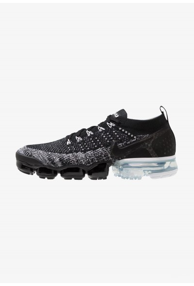 Black Friday 2020 | Nike AIR VAPORMAX FLYKNIT - Chaussures de running neutres black/white liquidation